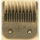 Size 3 Clipper Blade for Oster A5 Clippers & More