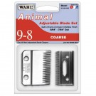 Wahl Adjustable 9-8 Coarse Clipper Replacement Blade