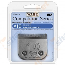 Wahl Competition Series Size 10 Clipper Replacement Blade