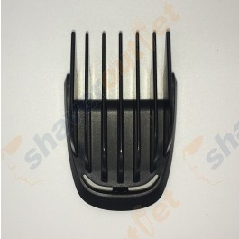 Replacement 12mm Hair Comb for Philips Norelco MG3750, MG5750, MG7750, MG7770, MG7790