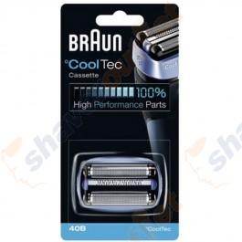 Braun 40B CoolTec Foil and Cutter Cassette