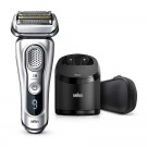 Braun 9370CC Series 9 Shaver With Clean & Charge Station & Travel Case